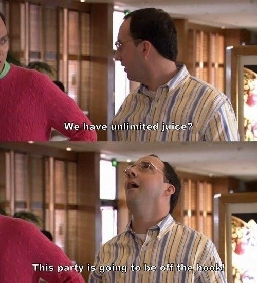 You Have Very Low Standards When It Comes To Parties Arrested Development Funny Memes Funny Pictures