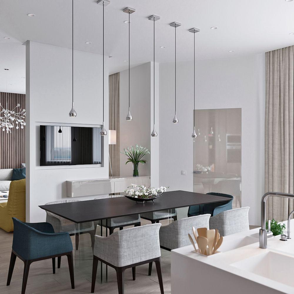 modern contemporary interior design ideas home decorators   Home ...