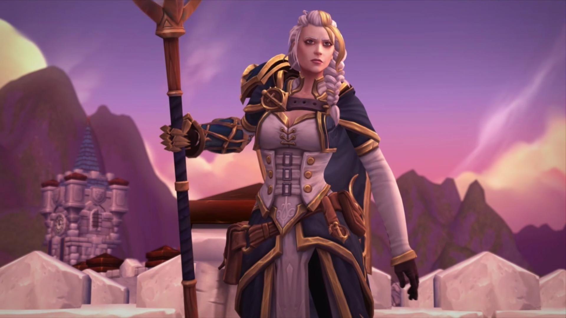 Afbeeldingsresultaat Voor Jaina Proudmoore World Of Warcraft