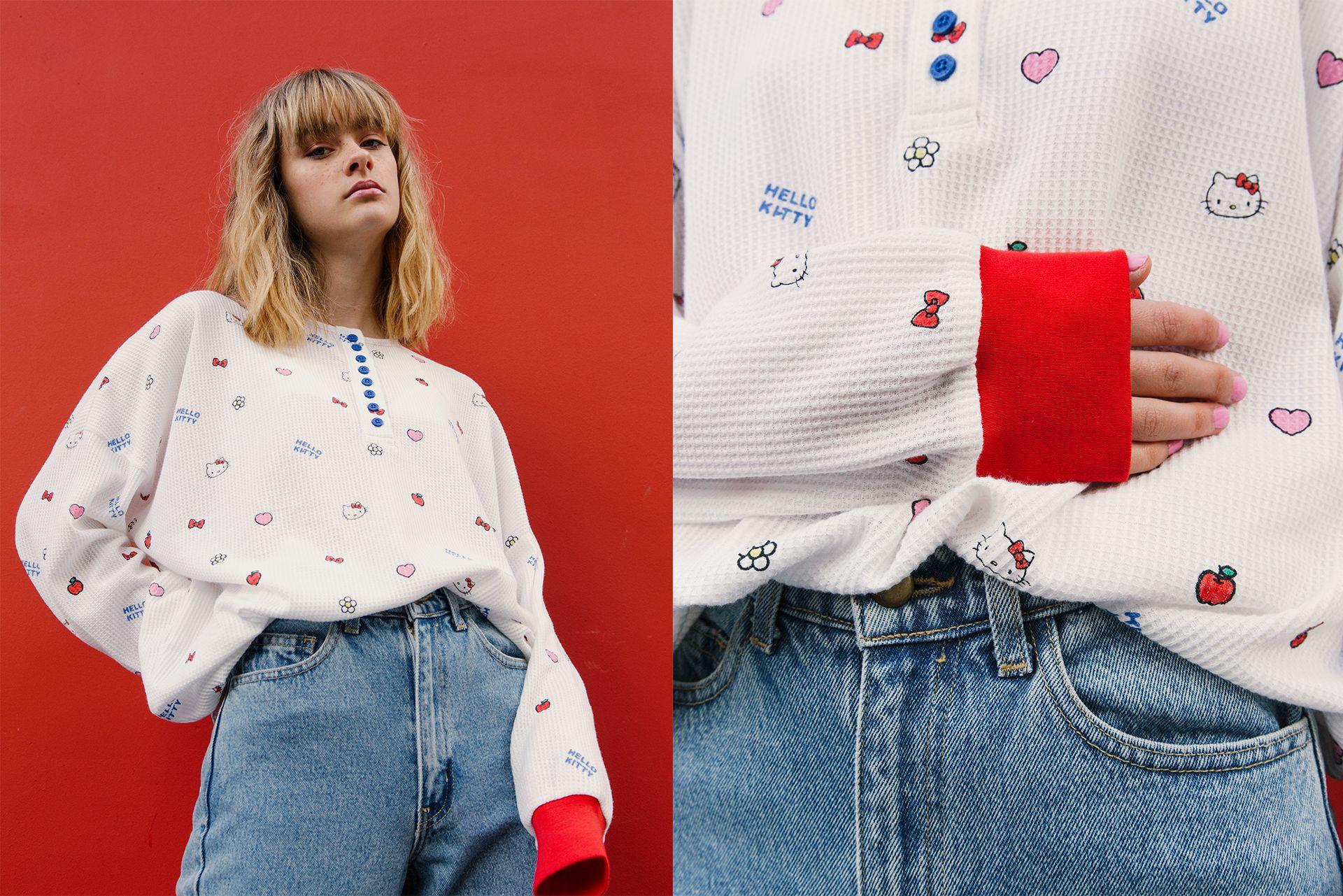 a7f2eddd4 Hello Kitty x Lazy Oaf Campaign | Lazy Oaf x Hello Kitty | Fashion ...