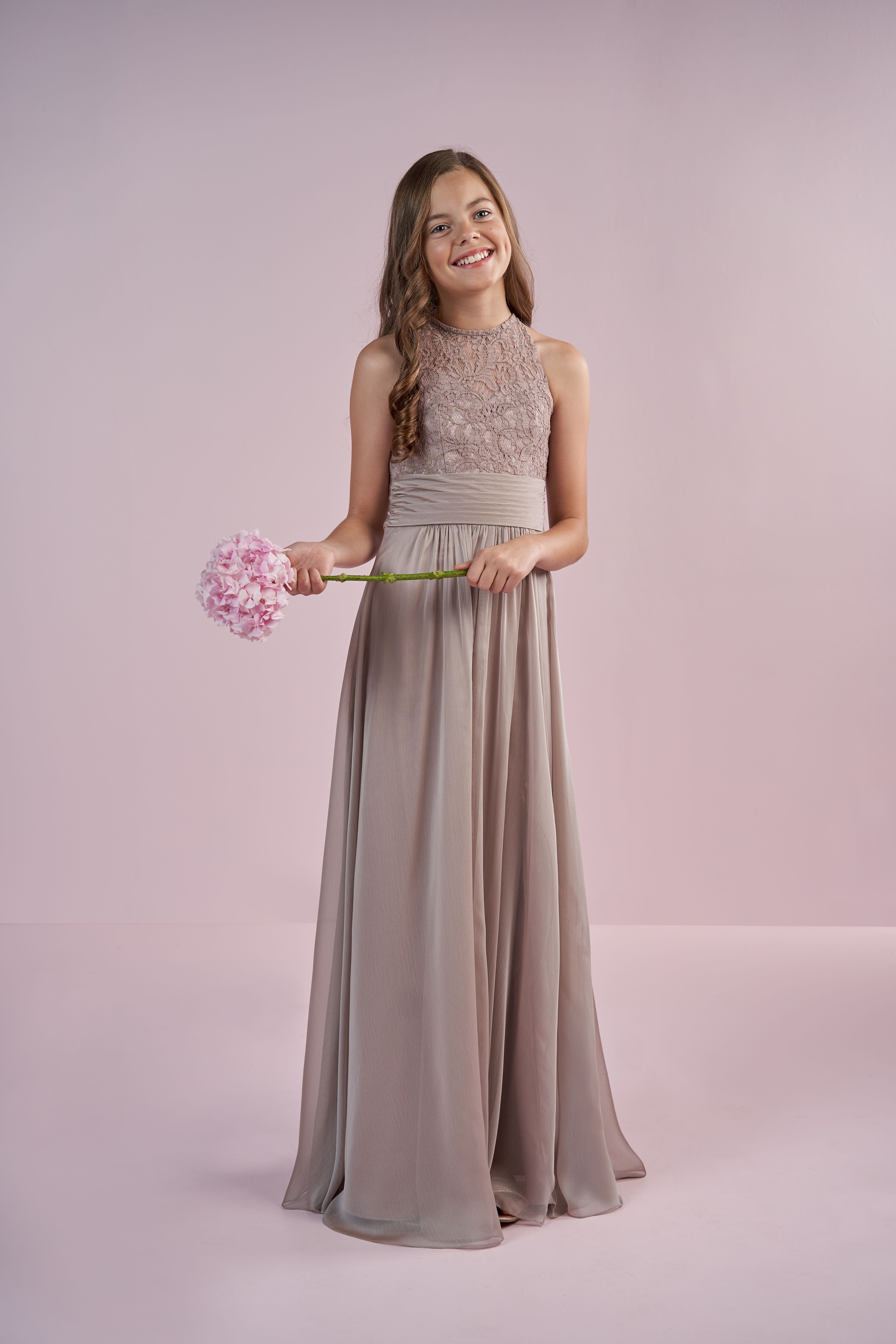 25446548b062c Junior Bridesmaid | Junior Bridesmaid Dresses | Taupe Bridesmaid Dresses |  Mix & Match Bridal Party | Mix & Match Bridesmaids