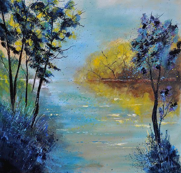 Pond 883130 by Pol Ledent