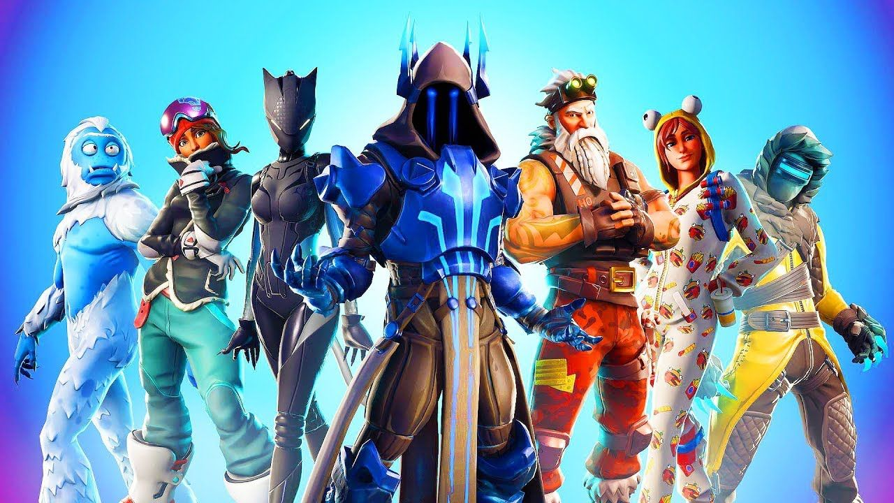 FORTNITE SEASON 9 Gameplay (med bilder)