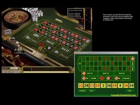 Automated roulette software system to win at roulette systems of online casino. Roulette software system to beat online roulette wheel, roulette software tip earns you 5000+ USD a month winning at roulette gambling table. Stop scratching your head solving roulette strategy systems books let RouletteKiller do your hard work and predict you winning roulette combinations to bet on, Download now. The software calculates over 100 factors in the background, filters them...