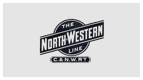 Amazingly Cool Vintage Railroad Logos | Man Made DIY | Crafts for Men | Keywords: printmaking, typography, railroad, graphic