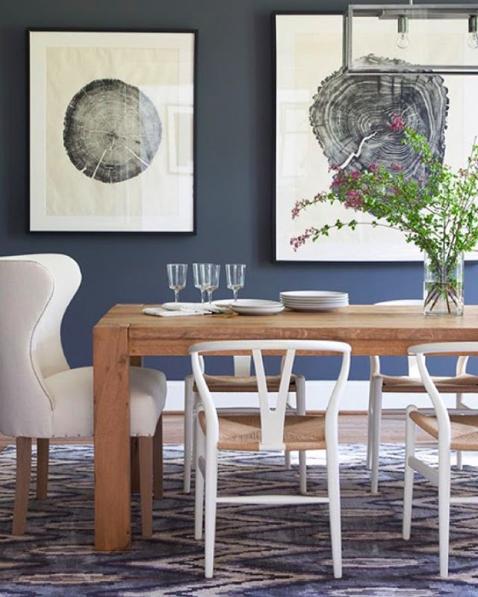 Crate & Barrel Big Sur Natural Dining Table For $1499 Vs Better Inspiration Better Homes And Gardens Dining Room Design Decoration