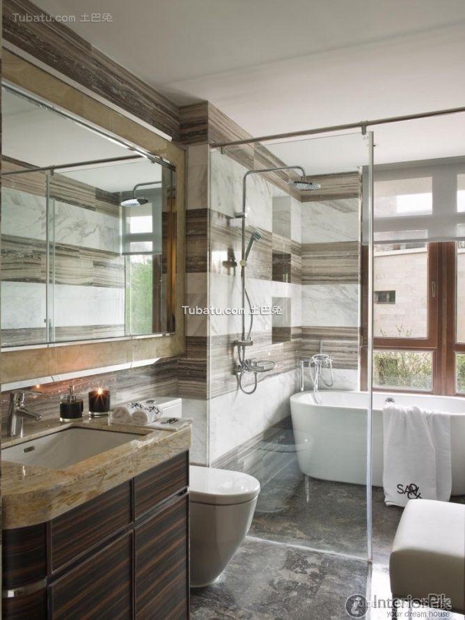 Best Home Modern Bathrooms 2 Square Meters 2016 Bathroom 640 x 480