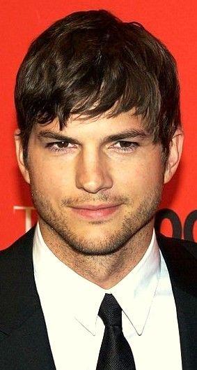 Ashton Kutcher Haircut Ideas Pinterest Cabelo Masculino Corte