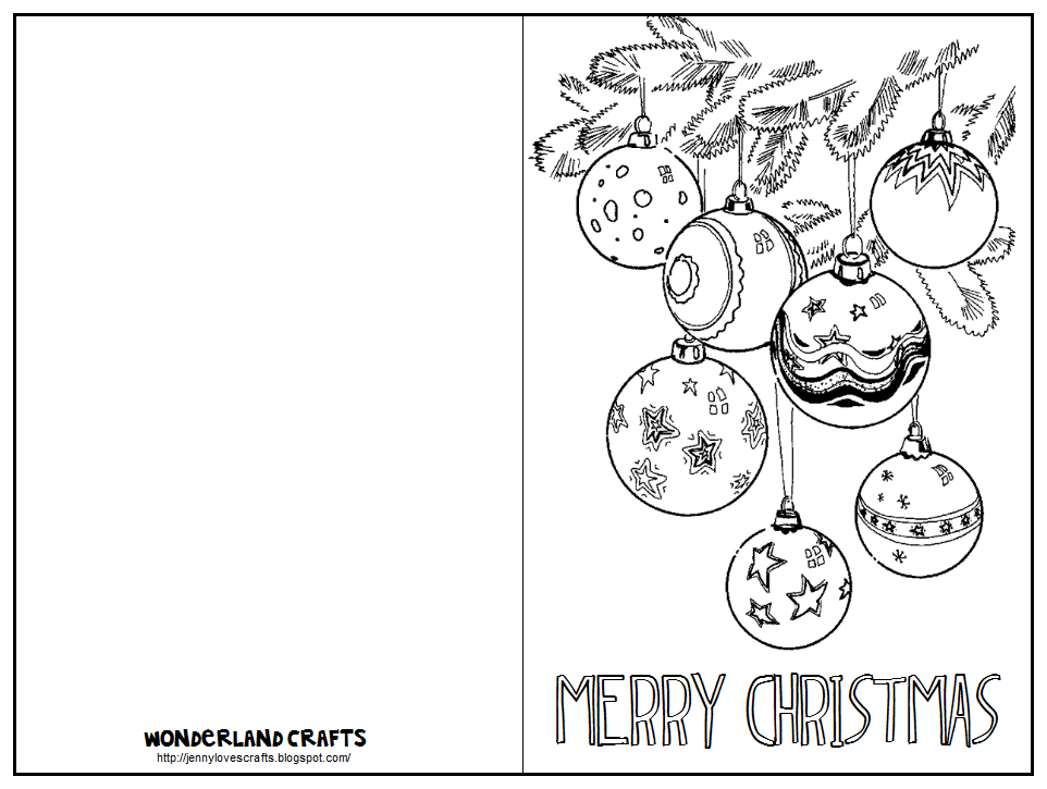 photo about Printable Christmas Cards for Kids referred to as Xmas Card Templates For Youngsters Xmas Playing cards In the direction of Colour