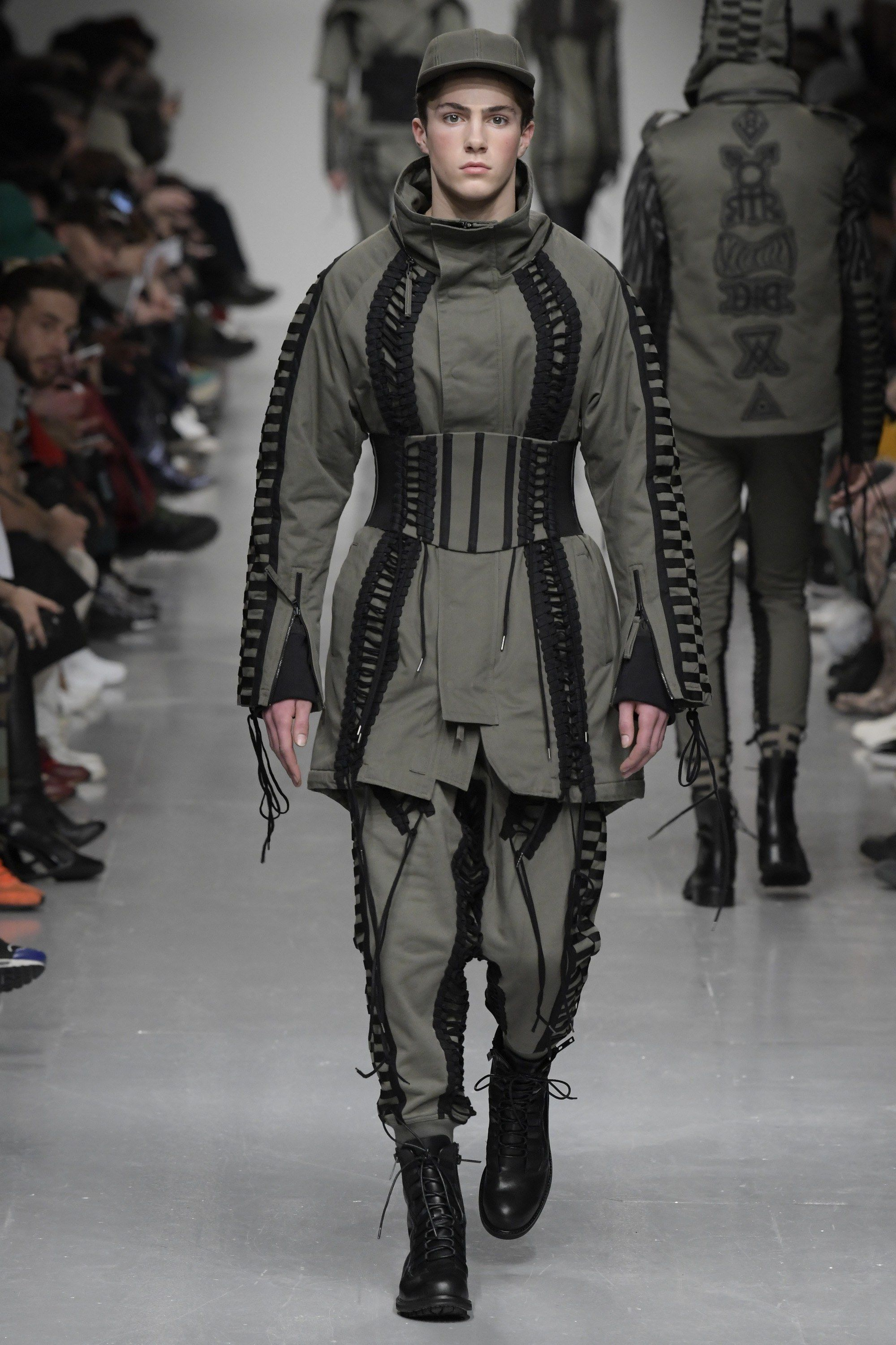 KTZ Fall 2017 Menswear Collection Photos - Vogue