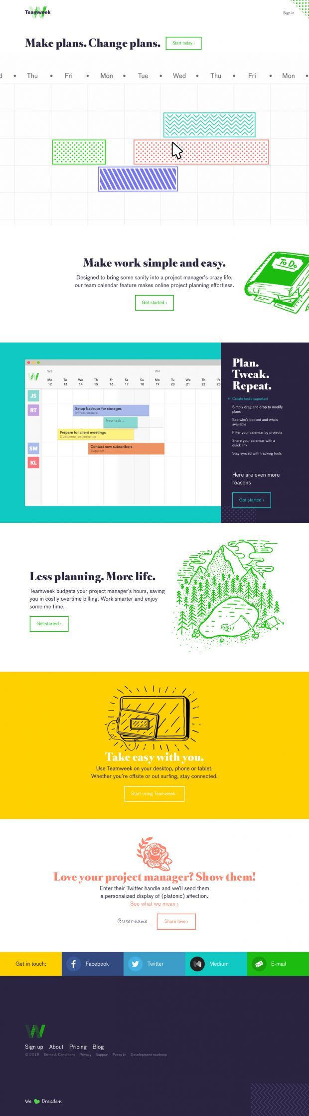 teamweek is the easiest online project planner with team calendar