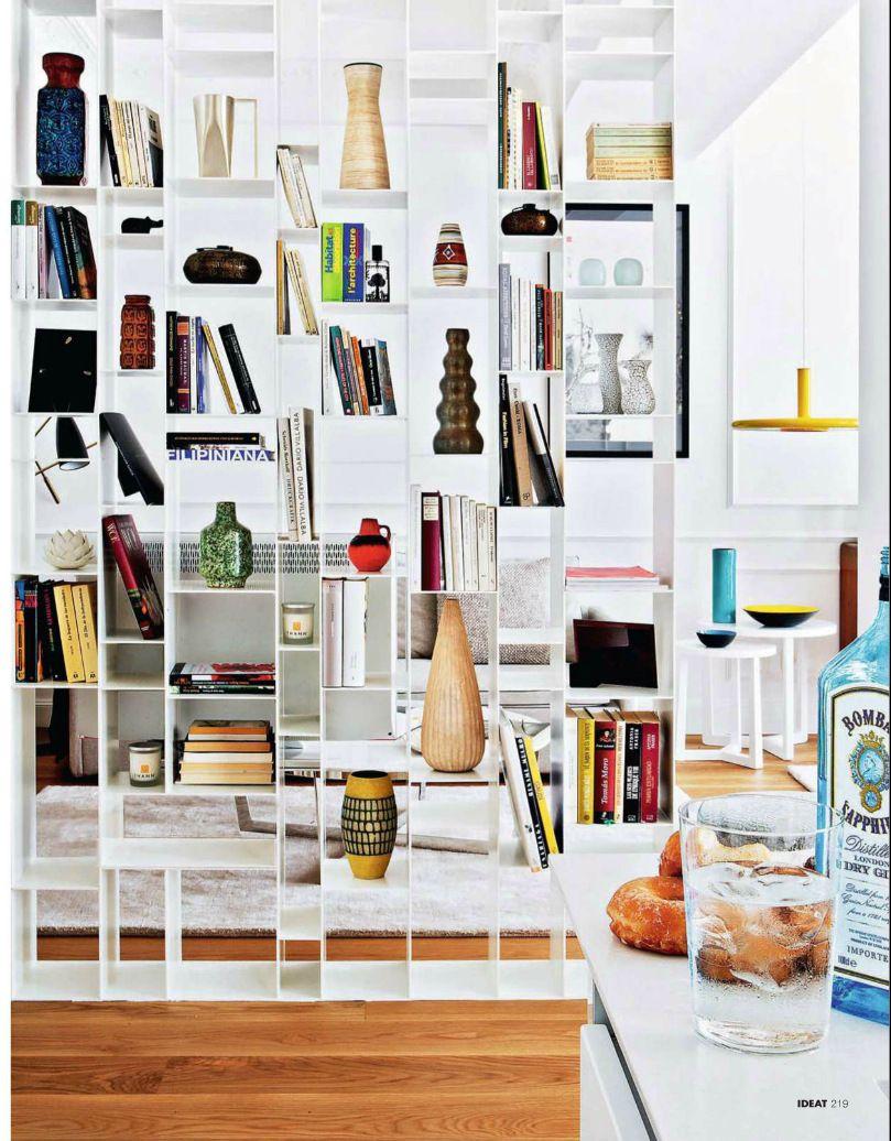 Mid century modern living room from my favorite design magazine ad