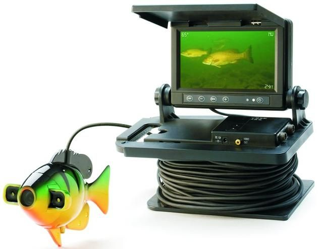 "Aqua-Vu 760cz features 3X digital zoom and the only 1/3"" CCD color camera in the industry. All other underwater video cameras on the market use 1/4"" CCD or CMOS sensors. The 1/3"" CCD sensor is able to reproduce a wider and larger area coverage due to the larger sensor. In addition to a great picture, you also get camera depth and direction and water temperature, right on the screen. The AV760cz has 7"" sunlight viewable LCD display that has a back-light heater for cold-weather performance"