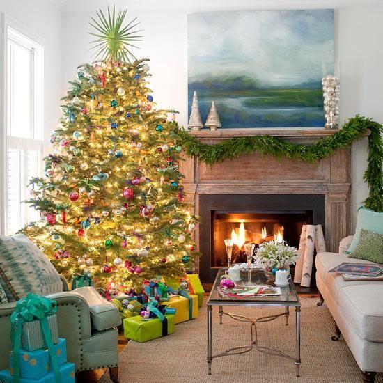 5 Ideas para decorar tu árbol navideño | Decorar tu casa es facilisimo.com