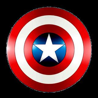 Escudo Do Capitao America Em Png Quero Imagem Decoracao