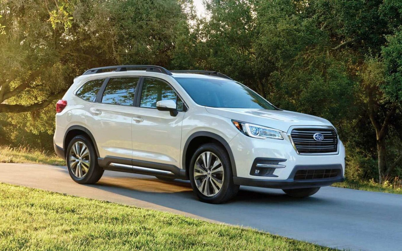 7 Picture 2020 Subaru Ascent Price In 2020 Best Suv For Family Toyota Highlander Subaru