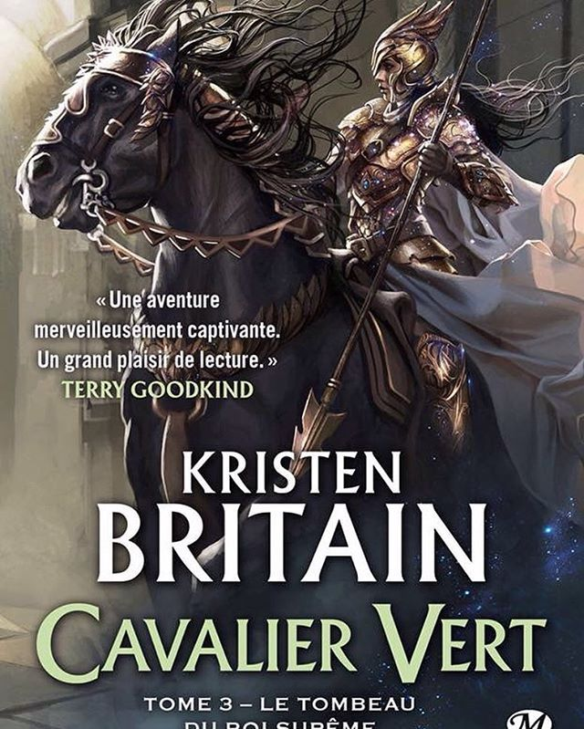 Instagram Photo By Kristen Britain May 19 2016 At 9 14pm Utc Tome Vert Book Cover