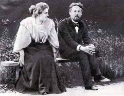Anton Chekhov and Olga Knipper