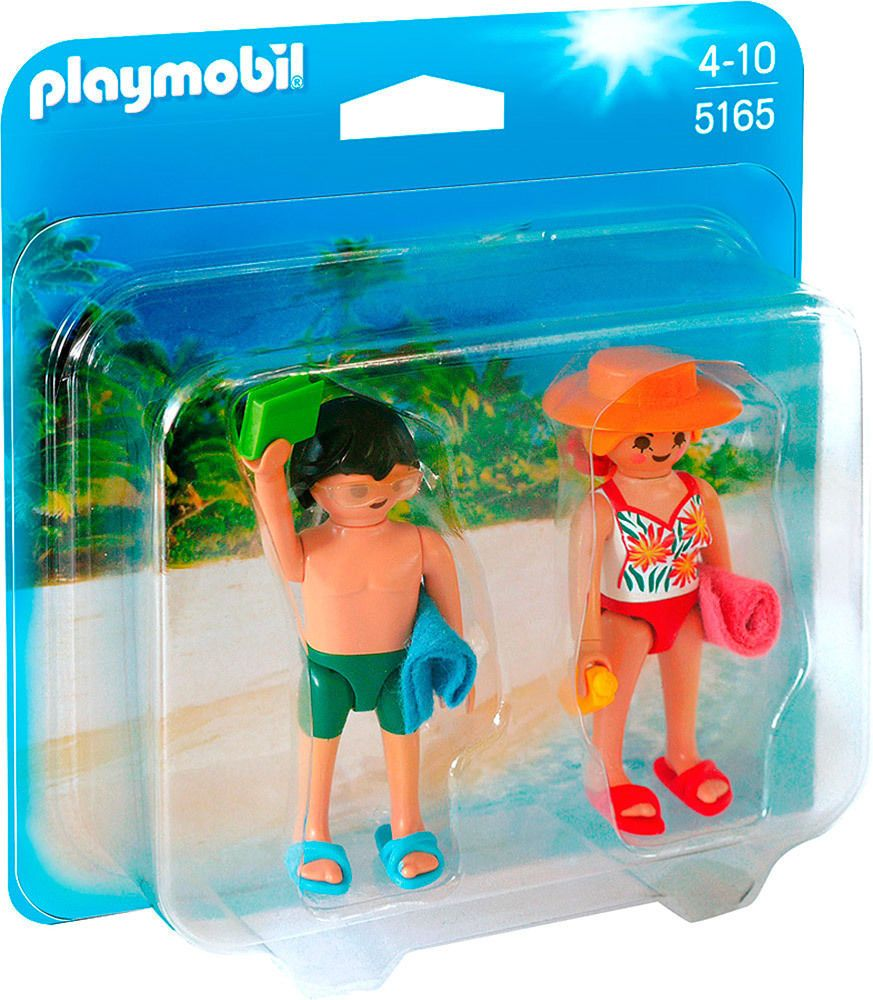 Playmobil 5165 duo pack ba istas nueva serie aquapark - Piscina playmobil amazon ...