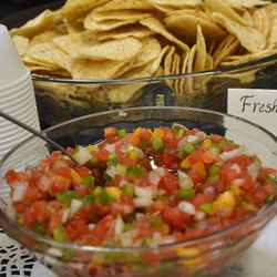 Fresh Salsa Recipe from Amish Country Insider