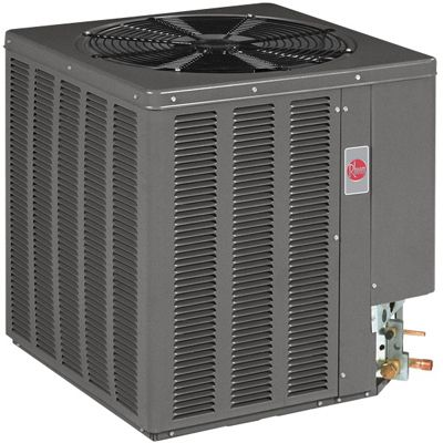 2 5 Ton 14 5 Seer Rheem Ruud 14ajm30a01 Air Conditioner Budget Air Supply Air Conditioner