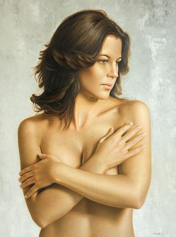 women Realistic nude