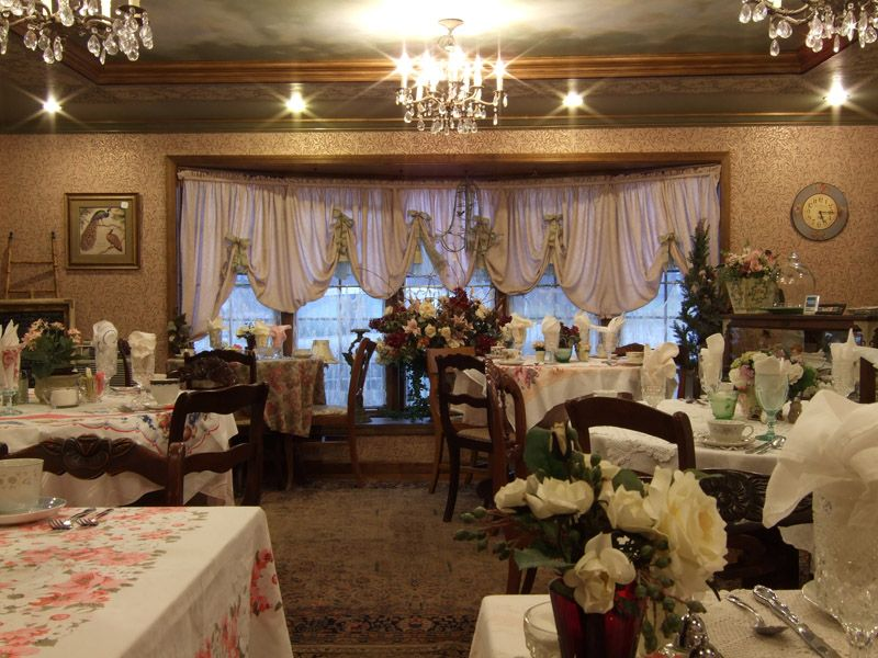The Tea Room At Remember When in Kirtland OH.  Sadly Just Retired From Business June 11, 2013.  Many wonderful memories made with many wonderful people.