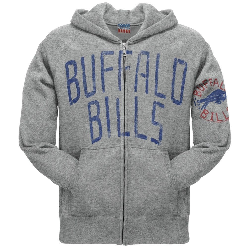 5954a46aa Buffalo Bills - Sunday Zip Hoodie
