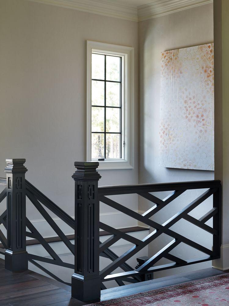 Chippendale railing | Stair railing design