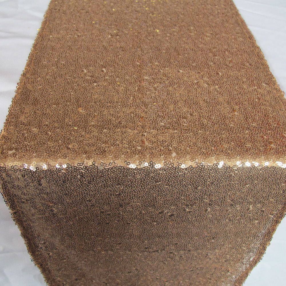 Gold Table Runner | Gold Wedding Decorations | Afloral