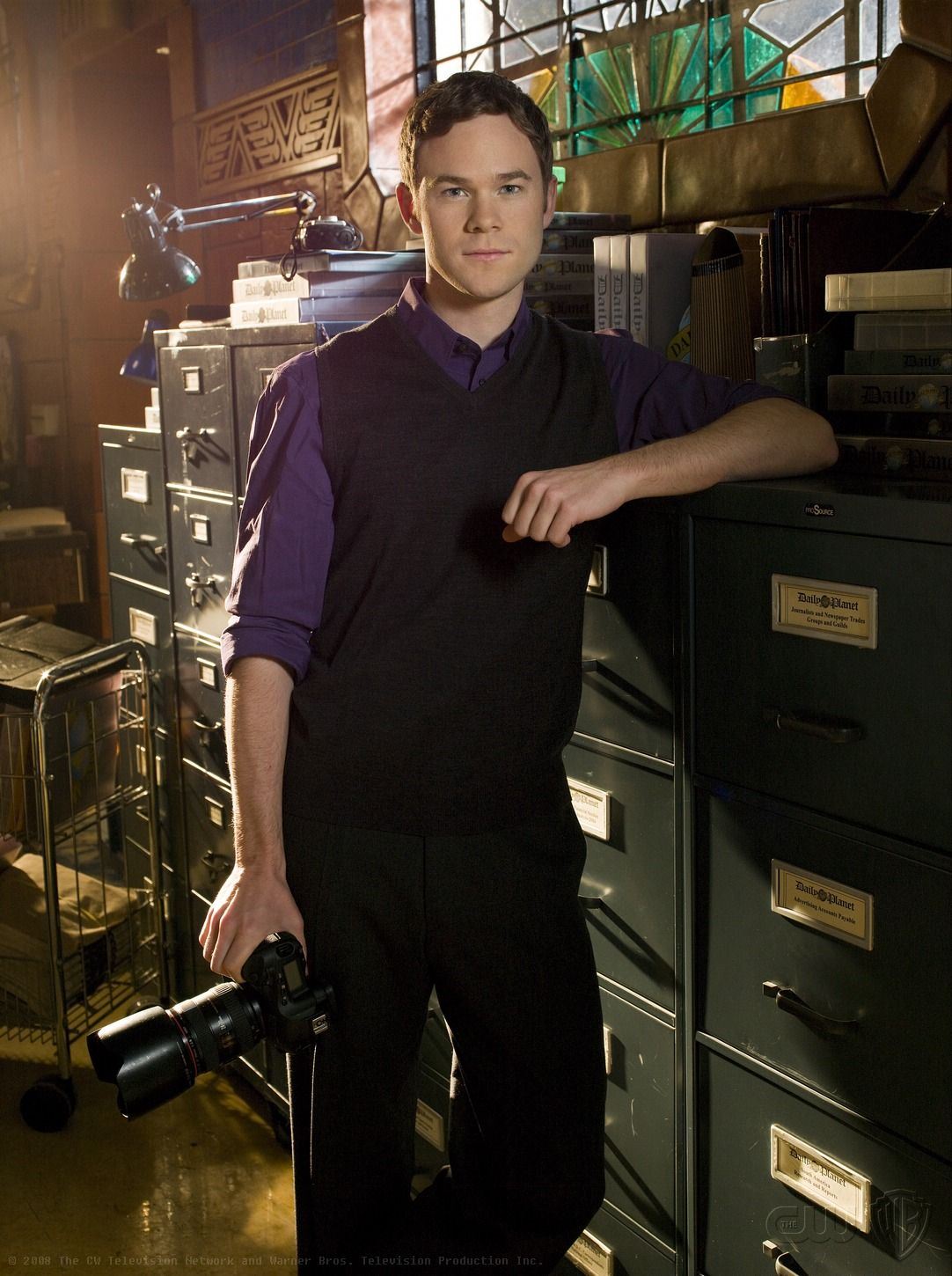 aaron ashmore movies and tv shows