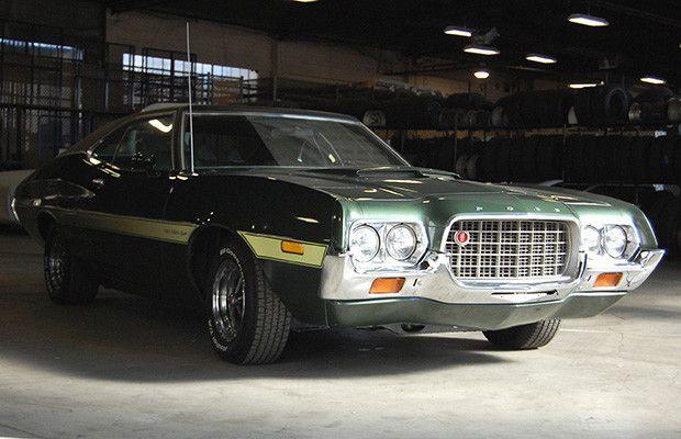 gran torino 1972 ford gran torino sport the 50 coolest movie cars complex