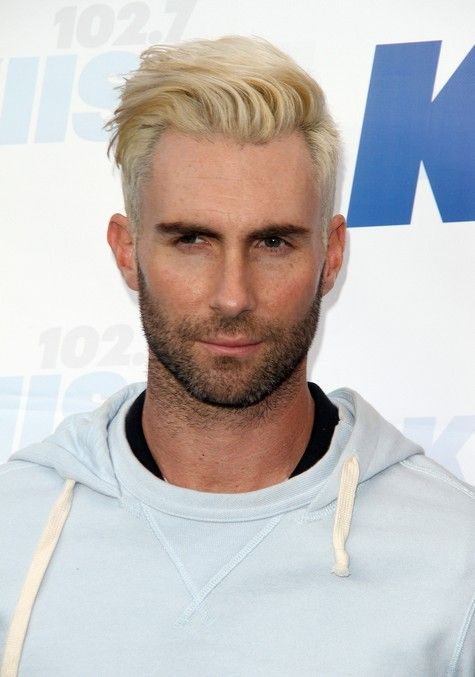 Adam Levine Haircut Blonde Hair Color Ideas And Styles For
