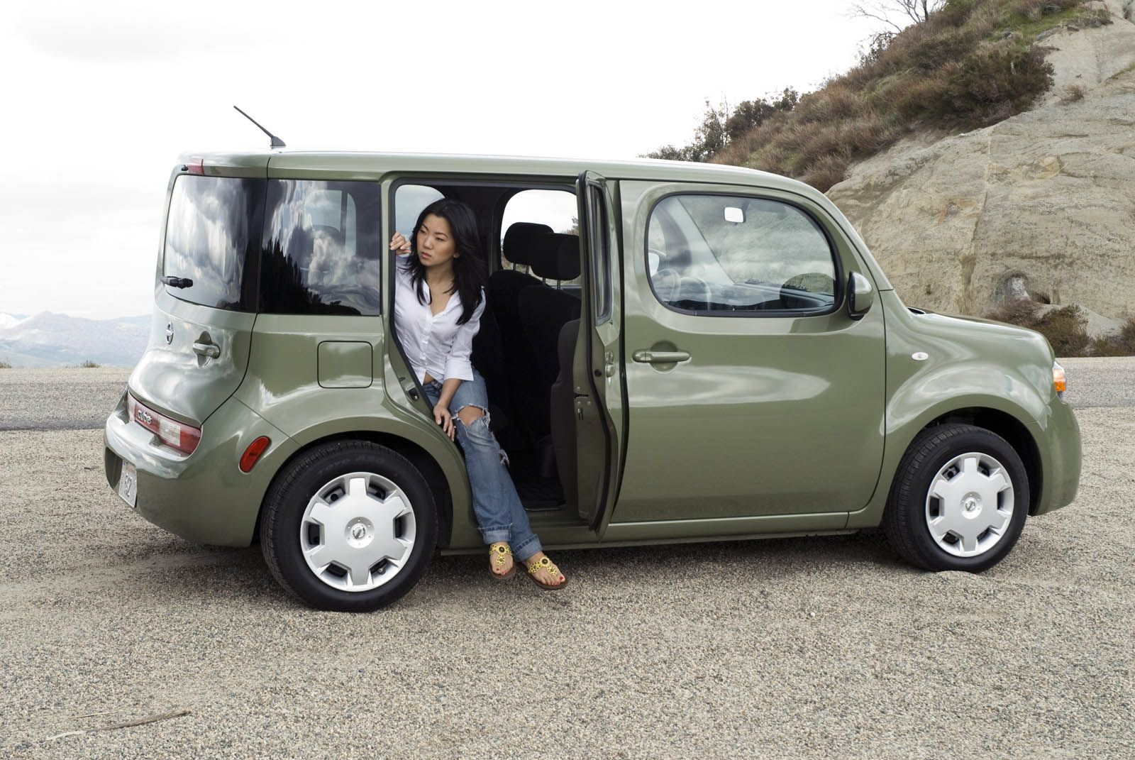 Check out this wild nissan cube tricked out nissans pinterest check out this wild nissan cube tricked out nissans pinterest nissan custom cars and cars vanachro Choice Image