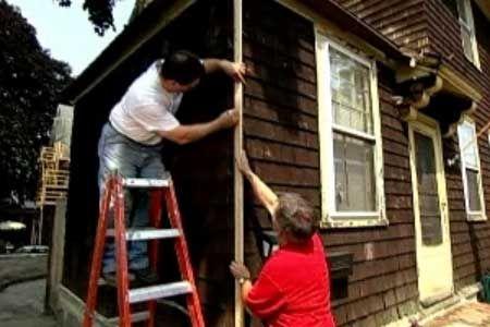 Best How To Repair Shingle Siding Cedar Shingle Siding 400 x 300