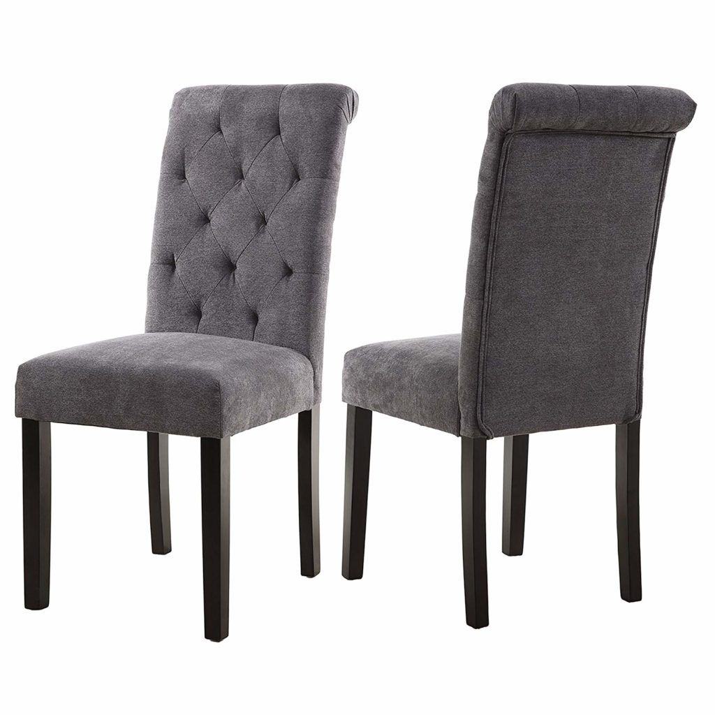 10 Best Dining Chairs In 2020 Stylish Comfortable Dining Chairs Stylish Dining Room Tufted Dining Chairs