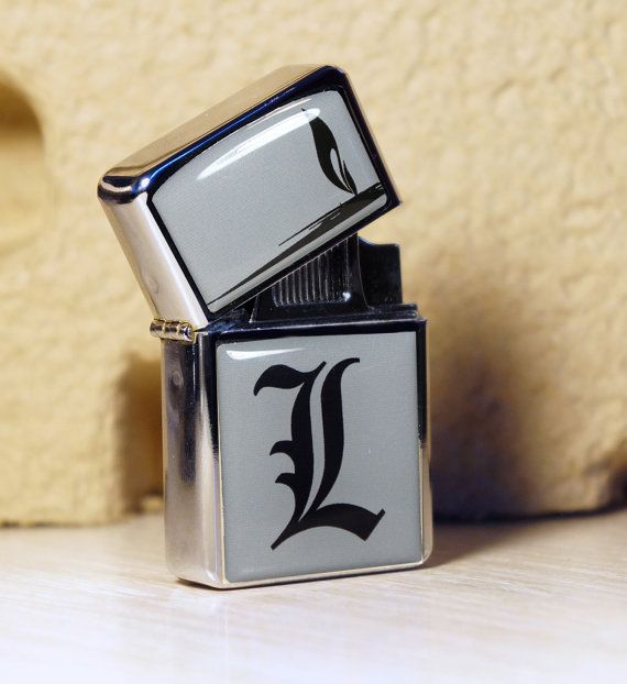 Death Note Notebook Lighter. lighter with windproof electronic quartz ignition  The great thing both for you and for the present! Excellent lighters for