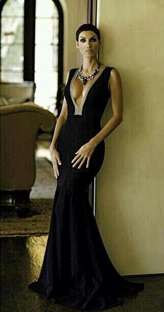 Sexy Dresses Black Tie Affair