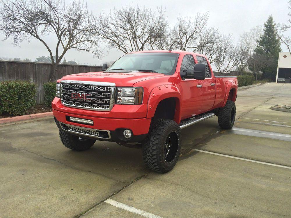 Details about 2014 GMC Sierra 2500 SLT | lifted trucks | Trucks, Wheels, tires, Classic Gmc
