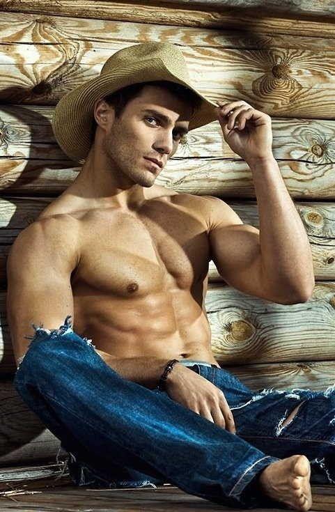 Hot naked gay cowboys