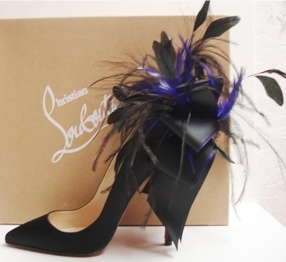 Christian louboutin heels, Shoe
