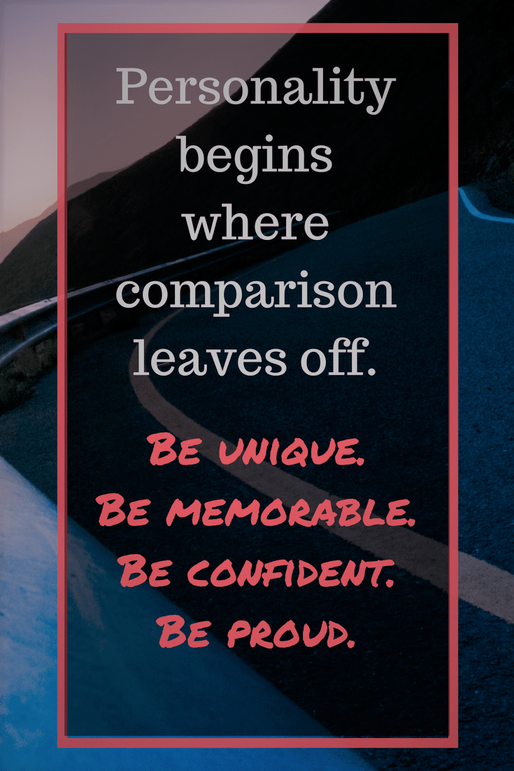 Self Help Quotes Be A Unique Flower  How To Stop Comparing Yourself To Others