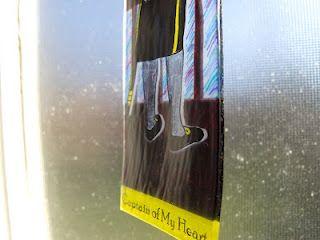 3D Shrinky Dink Bookmark