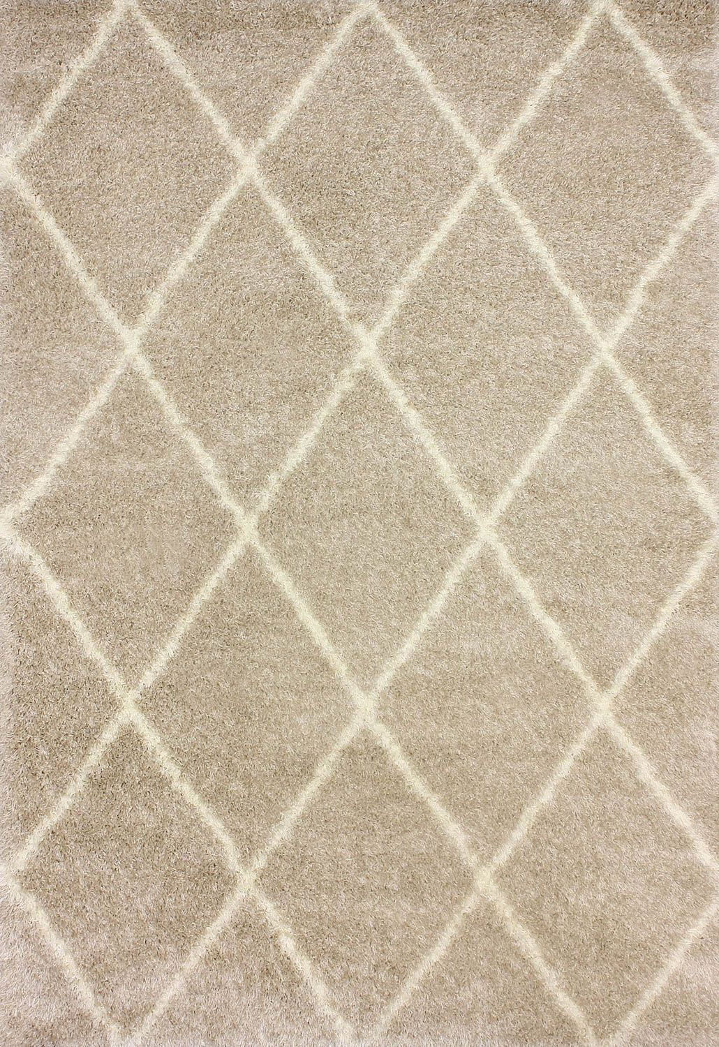 Rugs USA Moroccan Diamond Shag Beige Rug. Rugs USA Labor Day Sale up to 80% Off! Area rug, rug, carpet, design, style, home decor, interior design, pattern, trends, home, statement, fall, autumn, cozy, warm, sale, discount, interiors, house, free shipping, shag, fluffy.