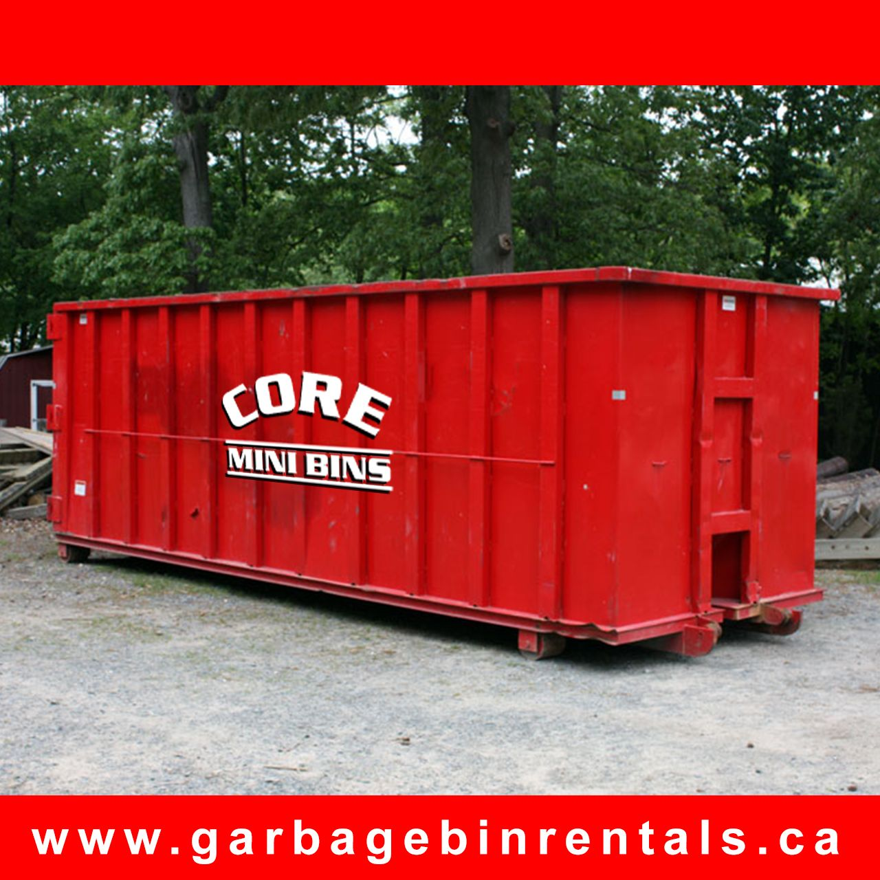 At Core Mini Bins We Offer A Wide Range Of Choices On 10 Yard Bins 14 Yard Bins 20 Yard Bins And 40 Yard Bins We Can Meet All Y Bins Demolition Wood Bridge