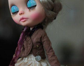 Blythe encargo muñeca por kdollsKRD en Etsy