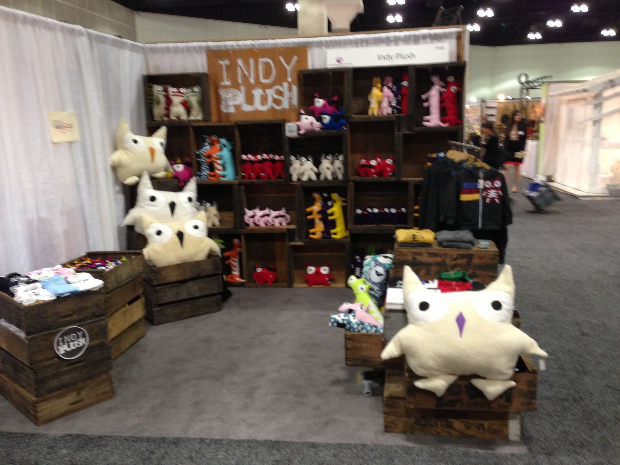Like Indy Plush on Facebook and come to the LA Gift Show at the LA ...