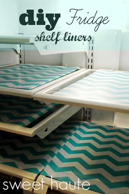Fridge Shelf Liners Magnificent 60 DIY Tutorials Tips Not To Miss Diy Home Pinterest