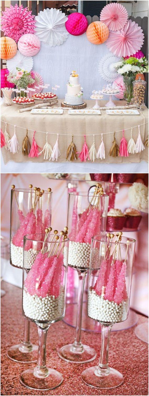 55 Amazing Wedding Dessert Tables & Displays   bags   Pinterest ...