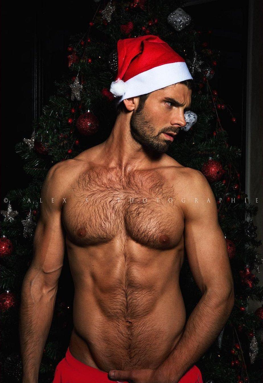 "de32fdff4268 PH: Alexis Salgues"" | Gay Christmas | Christmas, Gay christmas ..."